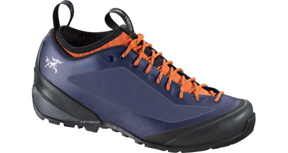 Arc'teryx W's Acrux FL GTX Approach Shoes Luxor Arc/Andromedea